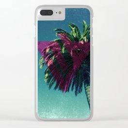 VISA 41 Clear iPhone Case