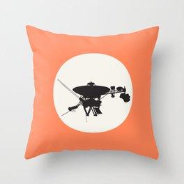 Voyager 2 Throw Pillow