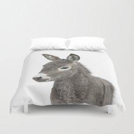 Baby Donkey Duvet Cover