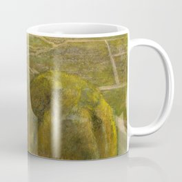 "Edgar Degas ""Landscape"" Coffee Mug"