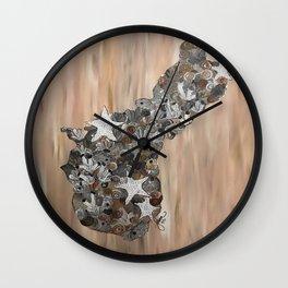 Guam Wall Clock