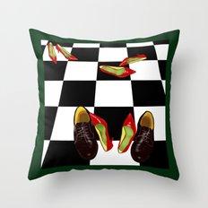 Shoeday  Throw Pillow