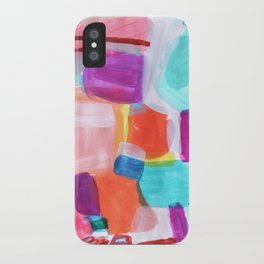 Summer Umbrella iPhone Case