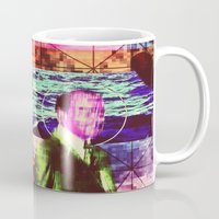 whatever Mugs featuring Whatever by Alec Goss
