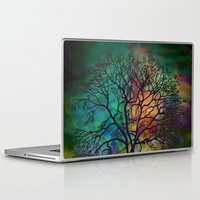 celestial Laptop & iPad Skins featuring Celestial Phenomenon by Klara Acel