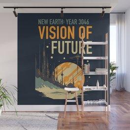 Vision of Future Wall Mural