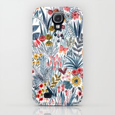 Flowers Galaxy S4 Slim Case