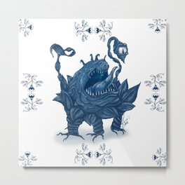 Neochu - Final Fantasy  Metal Print