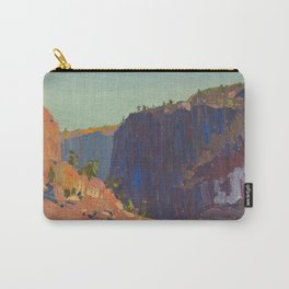 Tom Thomson Petawawa Gorges Canadian Landscape Artist Carry-All Pouch