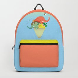 summer cone Backpack