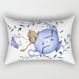 Dormouse Rectangular Pillow