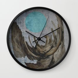 Blue Planet Wall Clock