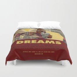Dreams - Akira Kurosawa Duvet Cover