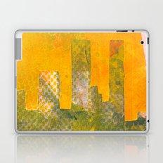 Yellow City Laptop & iPad Skin