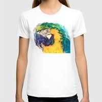 parrot T-shirts featuring Parrot by jbjart