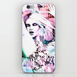 Rave iPhone Skin