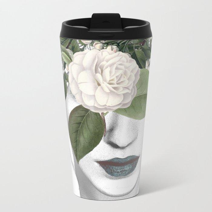 Natural beauty 2a Metal Travel Mug