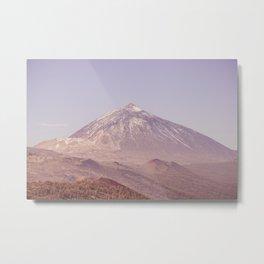 Teide Metal Print