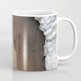 Castle Door Coffee Mug