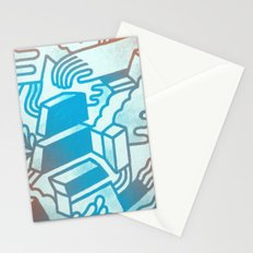 Building Blocks Stationery Cards