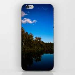 The Way of the River iPhone Skin
