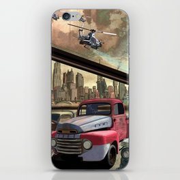 A Day In The Future (Pt 1) iPhone Skin