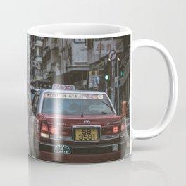 Hong Kong Street Coffee Mug
