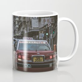 Hong Kong Street Coffee Mug