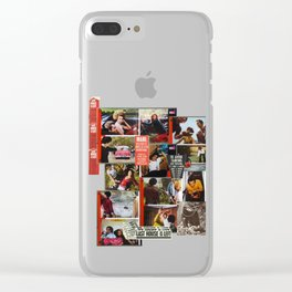 last house Clear iPhone Case