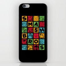 All Stars! iPhone & iPod Skin