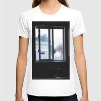 window T-shirts featuring Window by RMK Photography