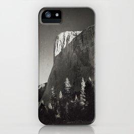 El Capitan iPhone Case