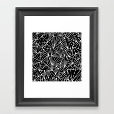 Ab Fan #2 Framed Art Print