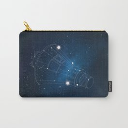 Friendship Spacecraft Carry-All Pouch