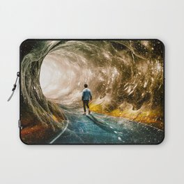 Into The Night Laptop Sleeve