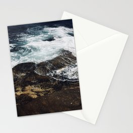 Beautiful waves at Clovelly Beach, NSW, Australia Stationery Cards