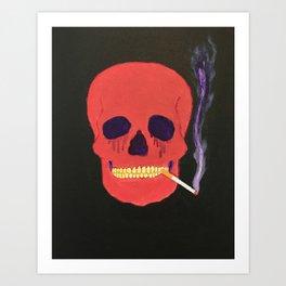 Good Mourning Art Print