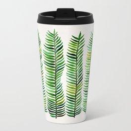 Seaweed Metal Travel Mug