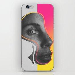 Pieces iPhone Skin