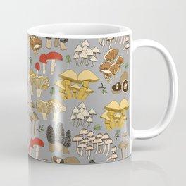 Mushroom Meadow Coffee Mug