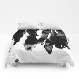 Watercolors 1 Comforters