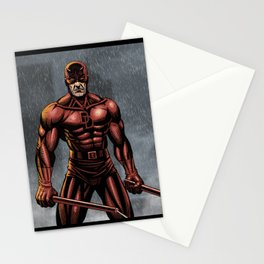 Dare Devil Stationery Cards