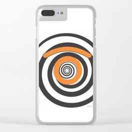 eye.pnosis Clear iPhone Case