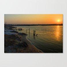 'morning sunshine Canvas Print