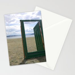 Doorway to Everywhere Stationery Cards