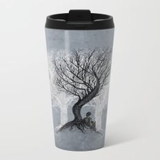 Beneath the Branches Metal Travel Mug
