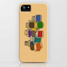 Ink iPhone Case