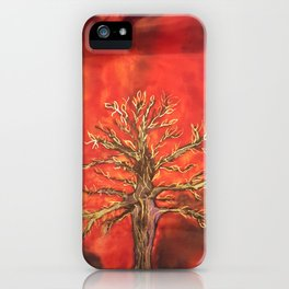 Tree of Life 2016 iPhone Case