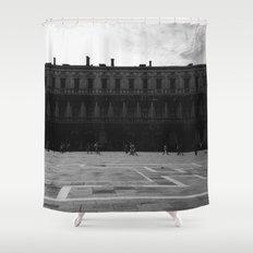 Piazza San Marco Shower Curtain