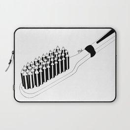 Creative toothbrush Laptop Sleeve